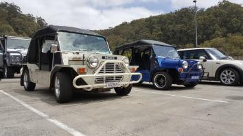 Nov 2016 - Gosford Car Museum Run with Mini Car Club NSW